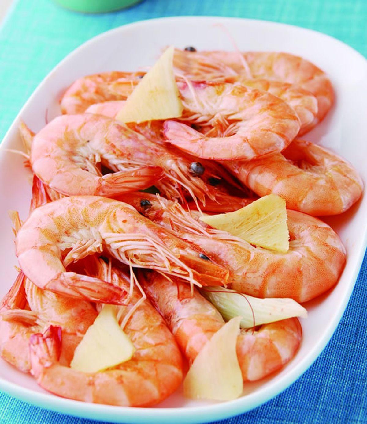 食譜:鹽水蝦(1)