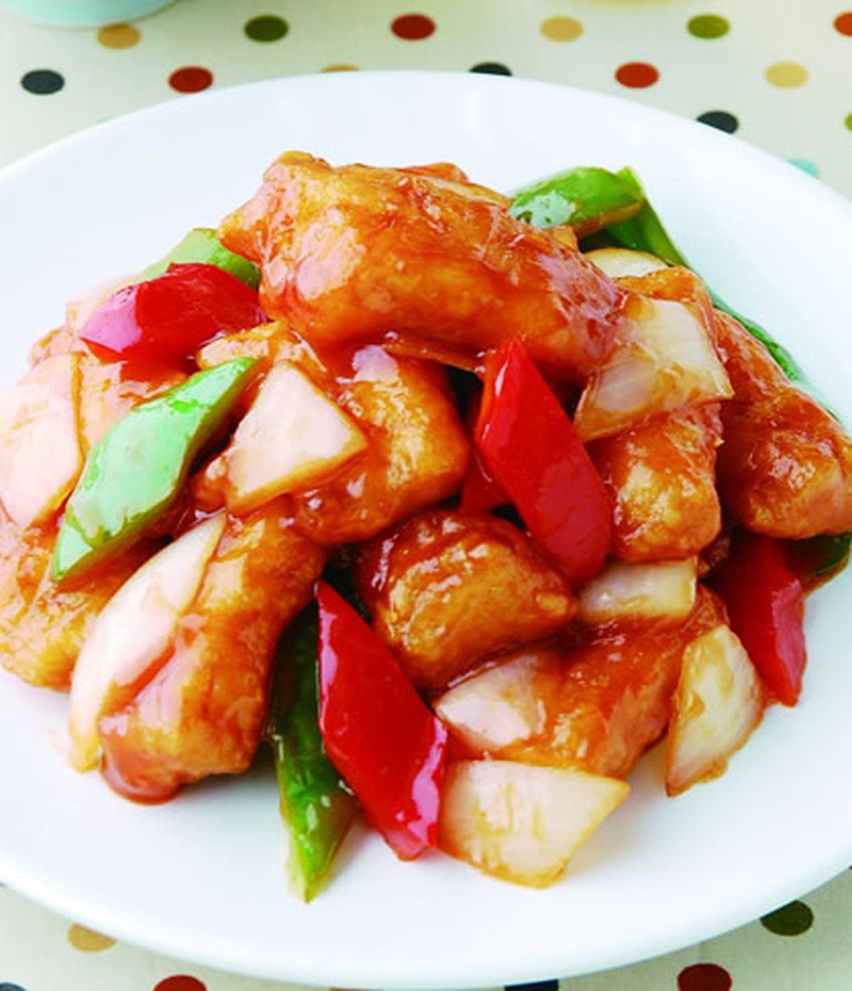 食譜:糖醋魚片(5)