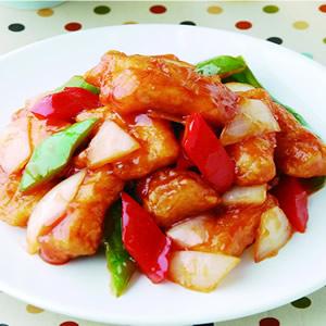糖醋魚片(5)