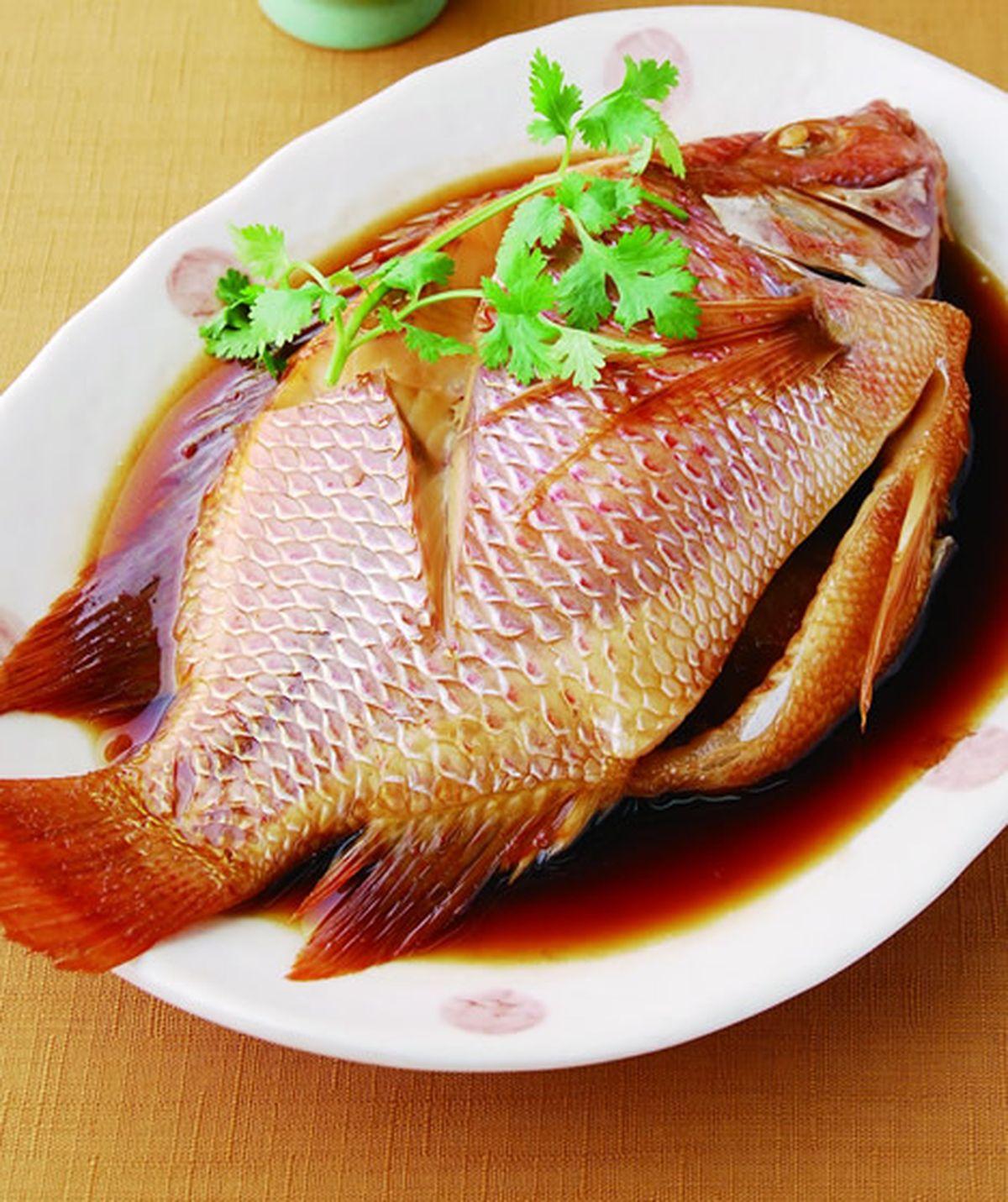 食譜:日式煮魚
