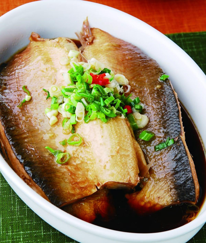 食譜:醬燒魚肚(1)