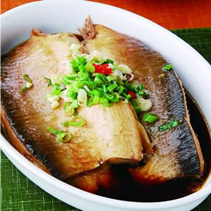 醬燒魚肚(1)