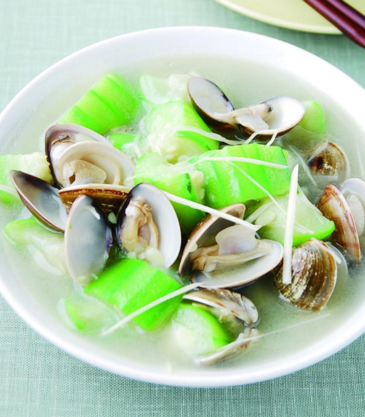 食譜:蛤絲蜊瓜