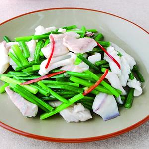 雙鮮韭菜花