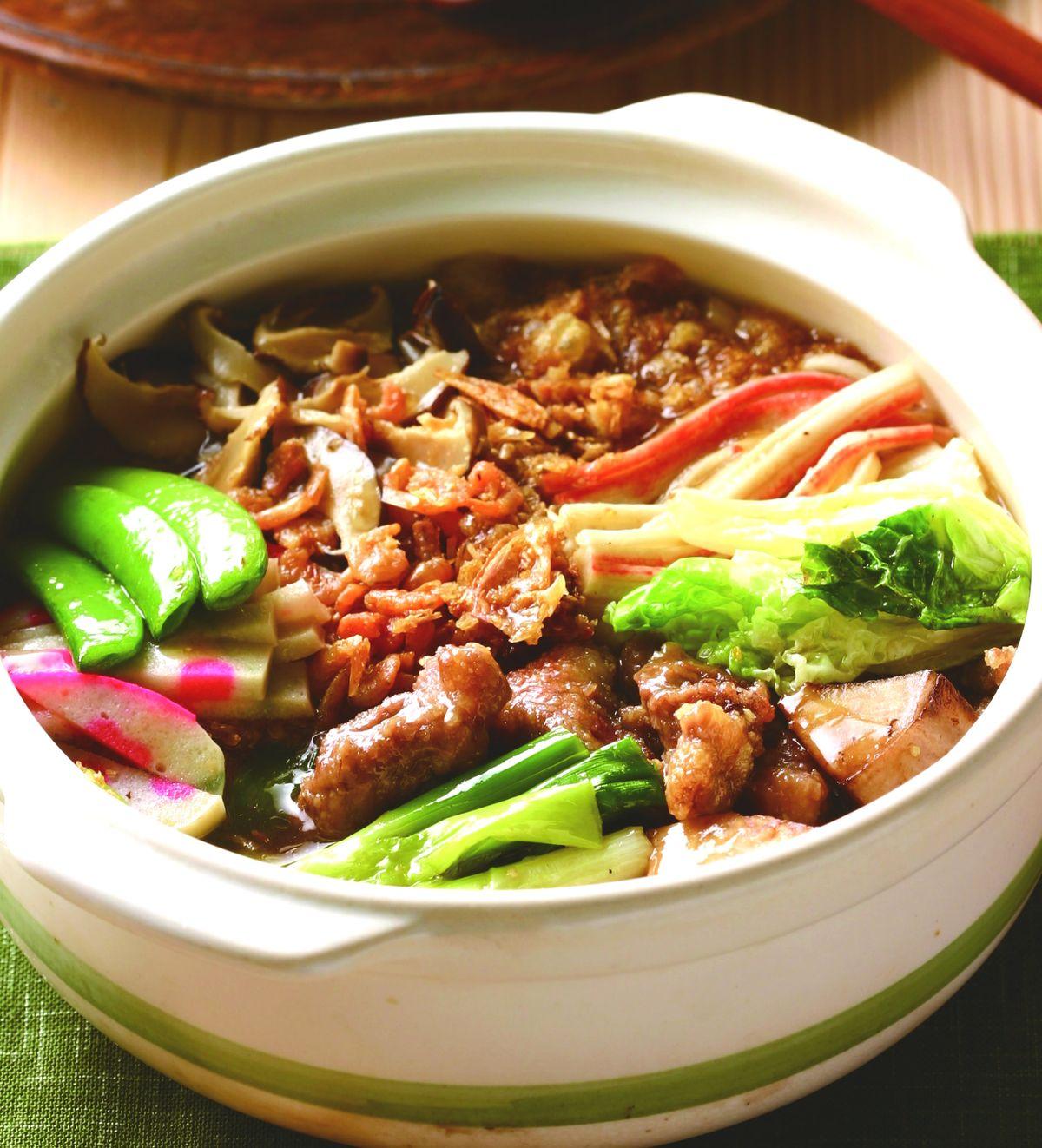 食譜:蘭陽西滷肉