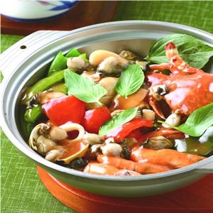 泰式海鮮鍋(1)
