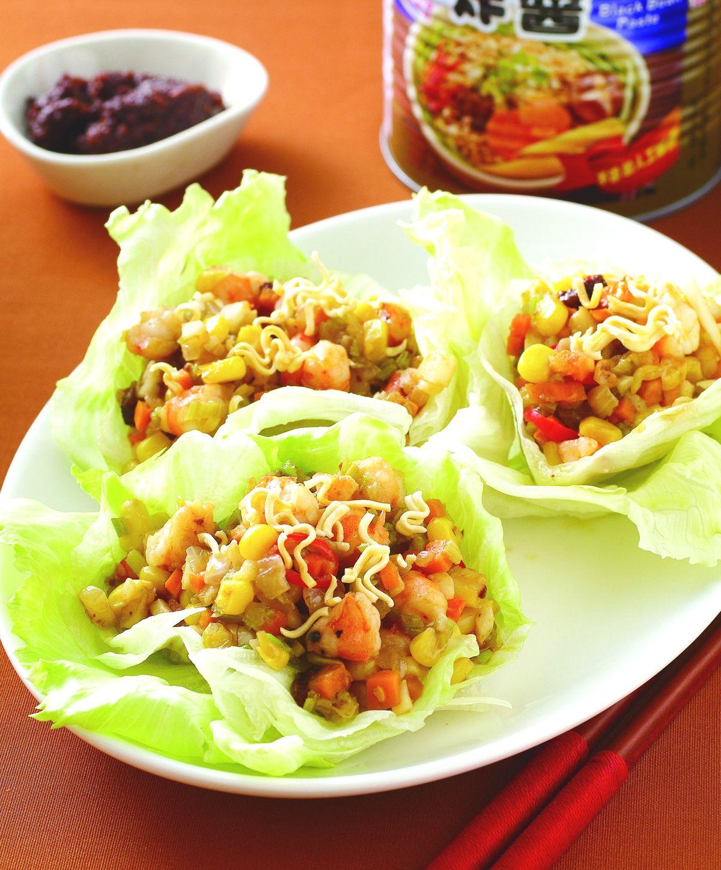 食譜:玉米炸醬炒蝦鬆