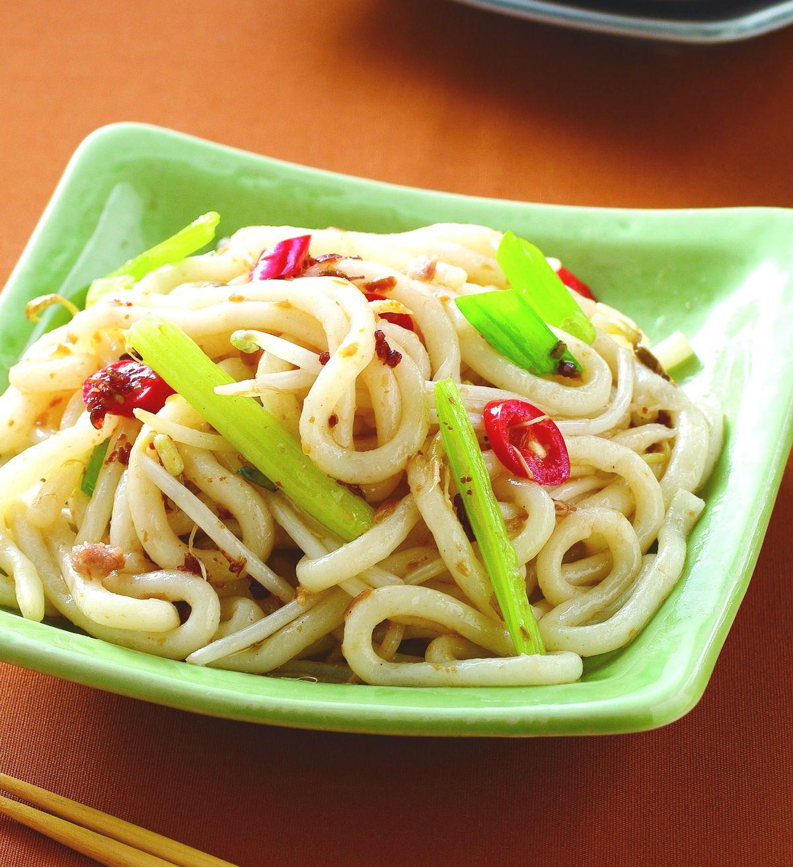 食譜:紅蔥香炒米苔目