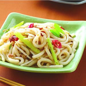 紅蔥香炒米苔目