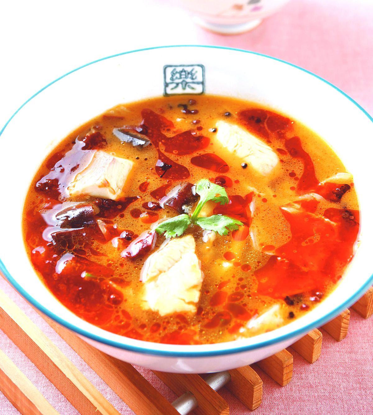 食譜:上海水煮魚