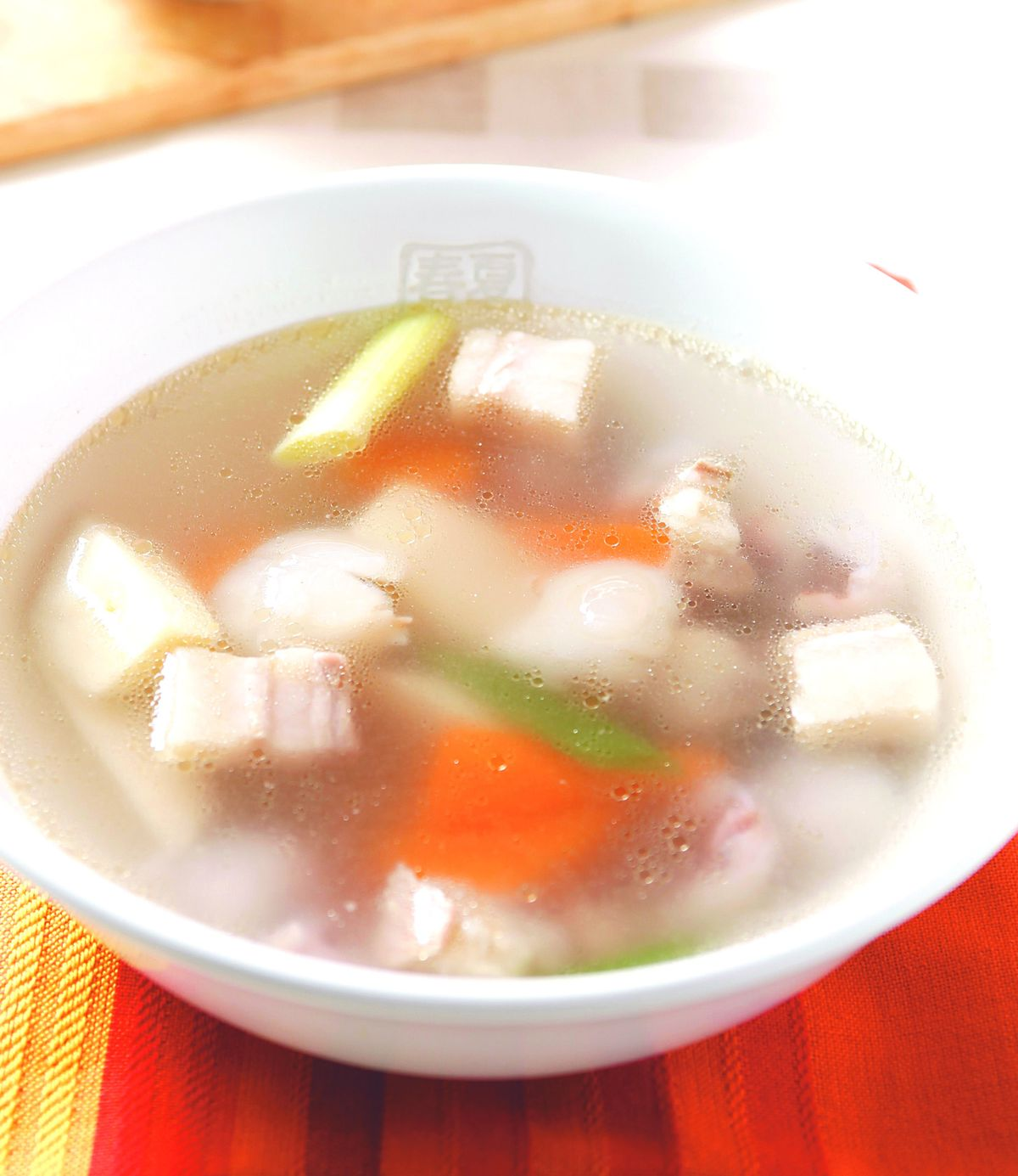 食譜:荔玉燉肉塊