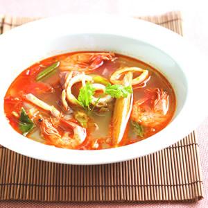 泰式海鮮酸辣湯(1)