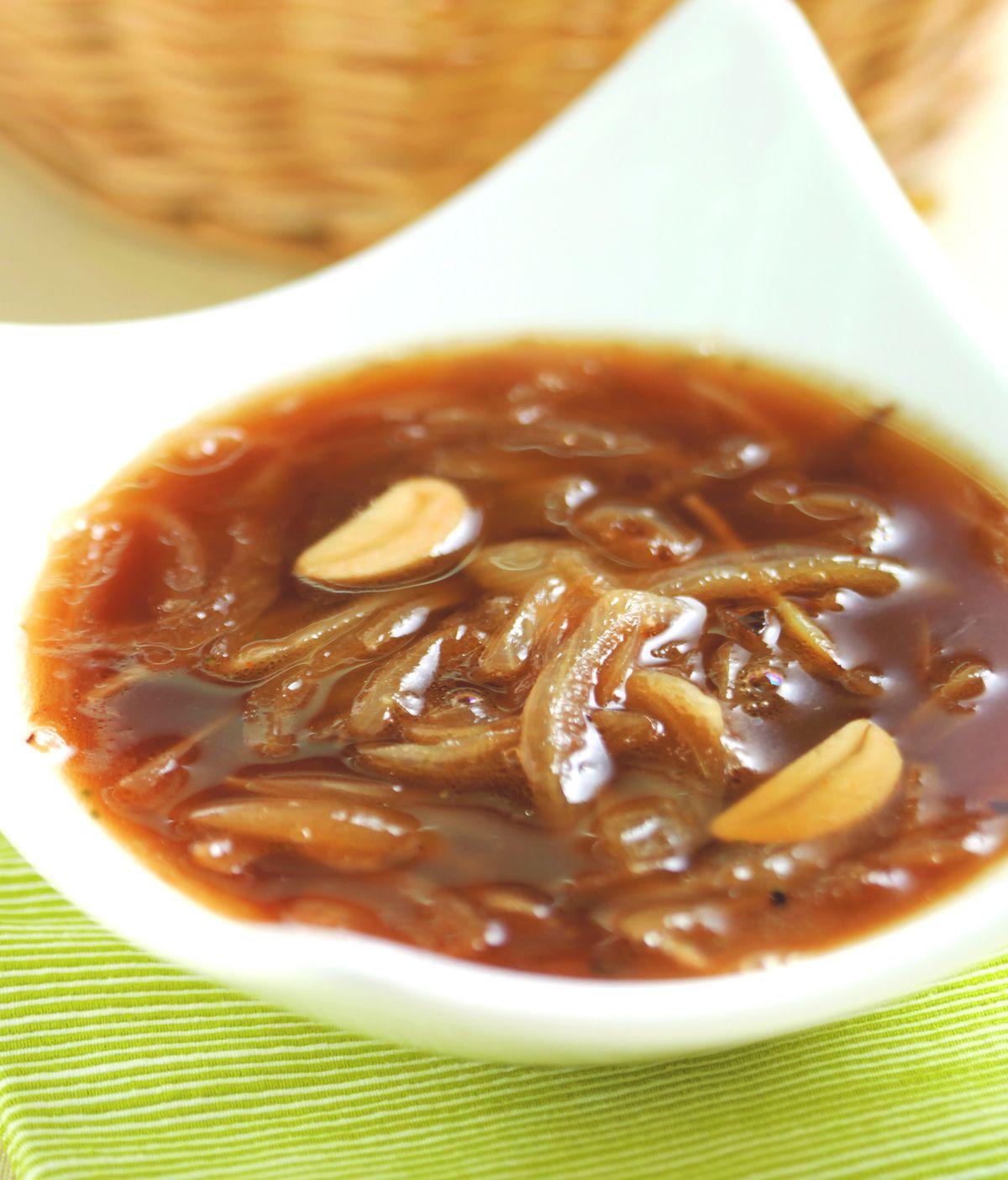 食譜:法式洋蔥湯(2)