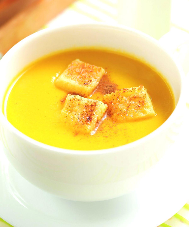 食譜:奶油紅蘿蔔湯
