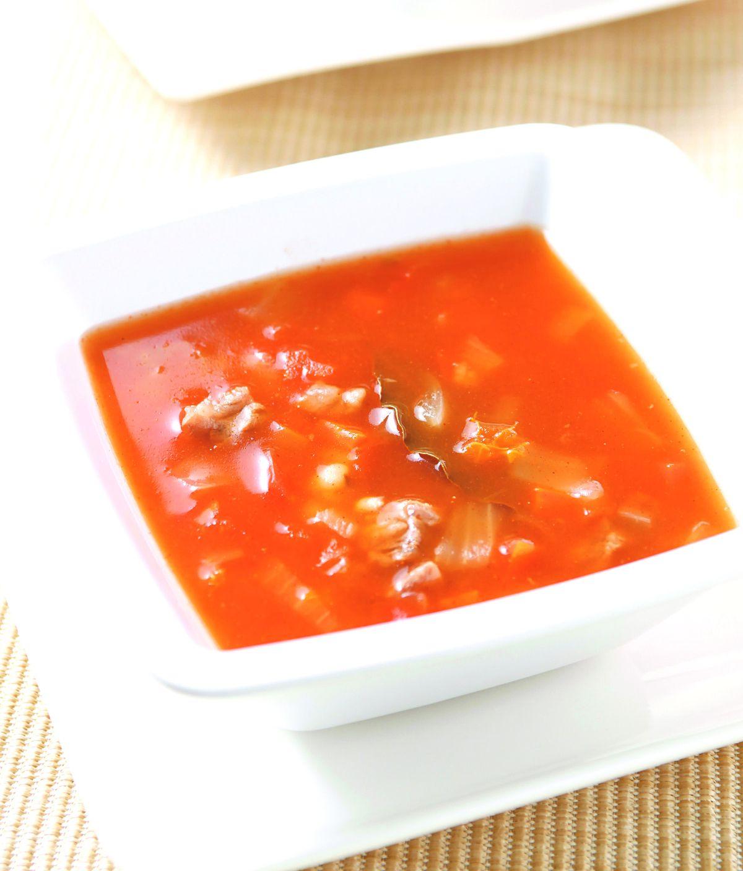 食譜:匈牙利牛肉湯(1)