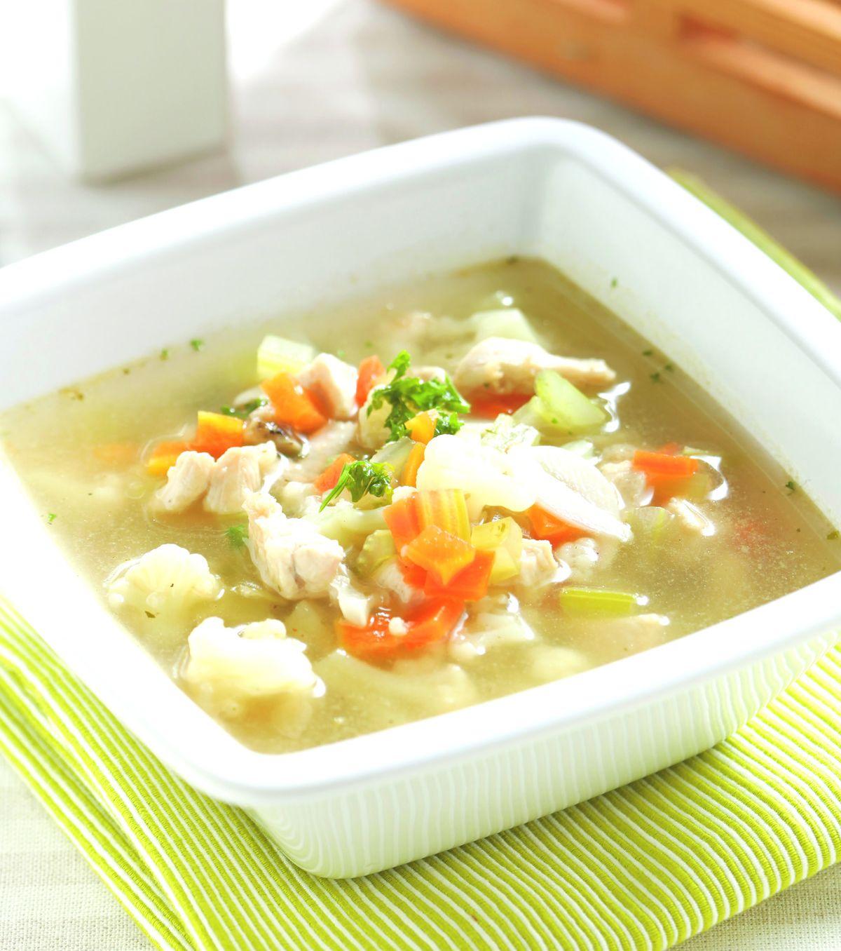 食譜:卡布奇諾蘑菇湯