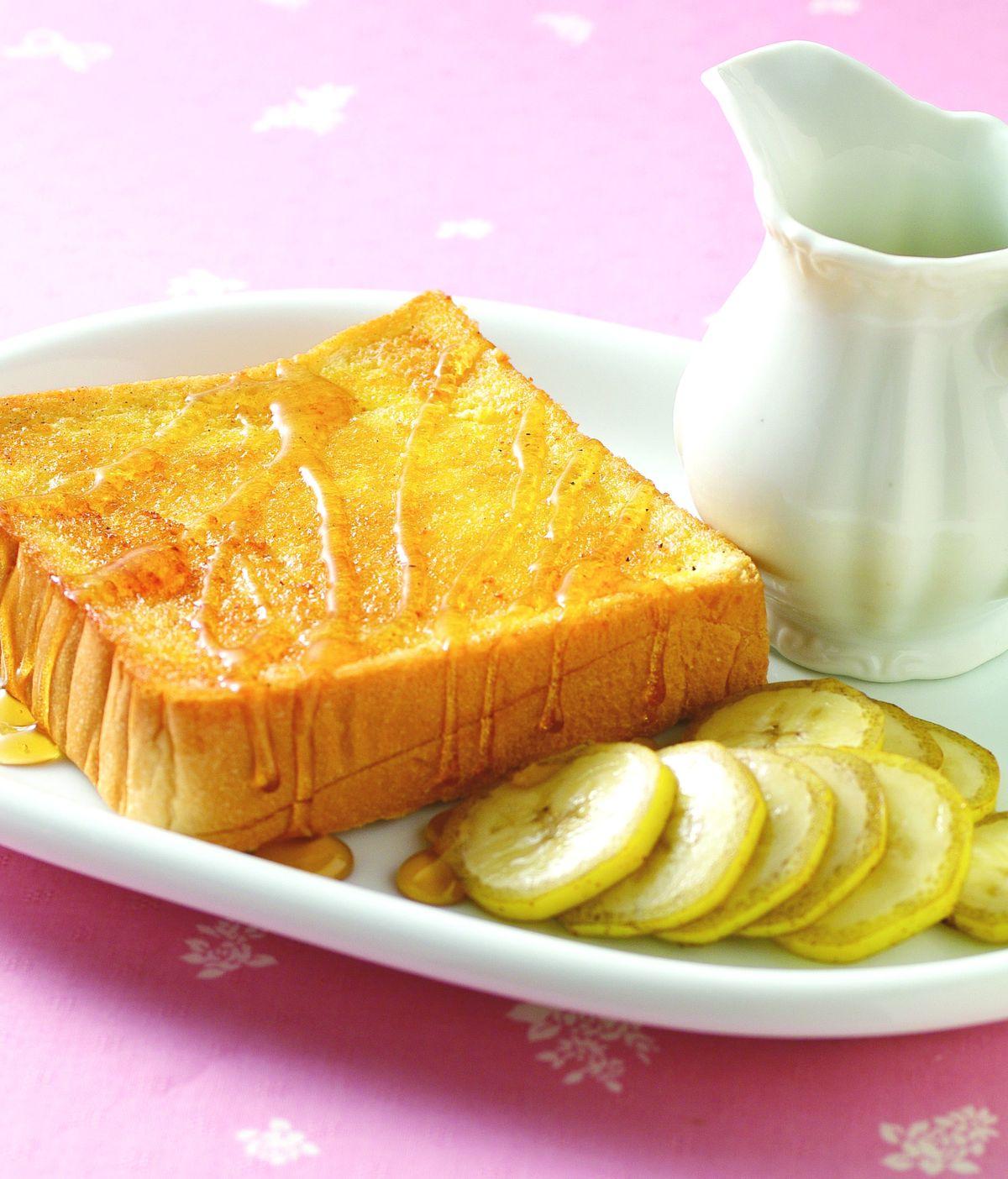 食譜:楓糖法式土司