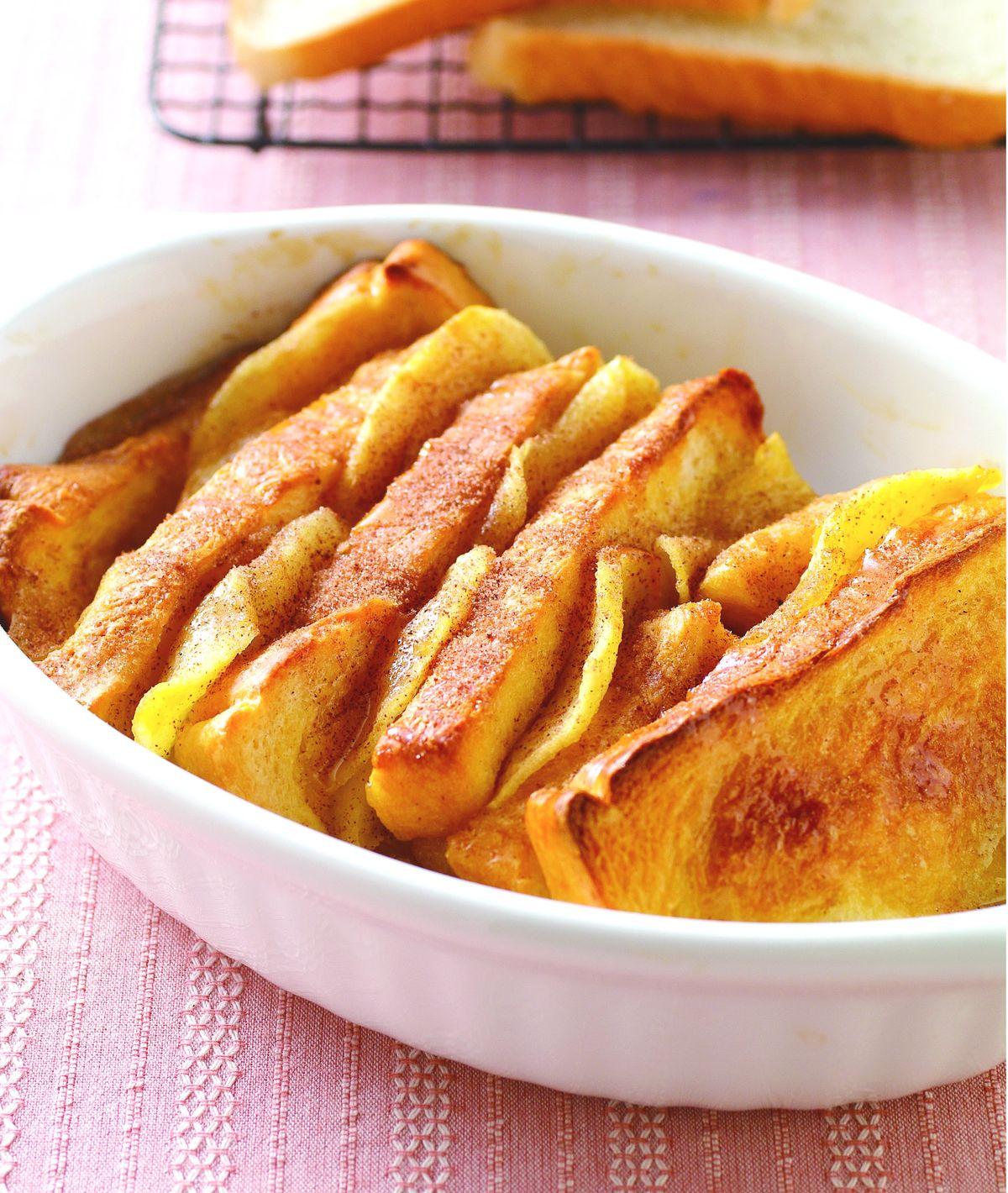 食譜:土司蘋果派(1)