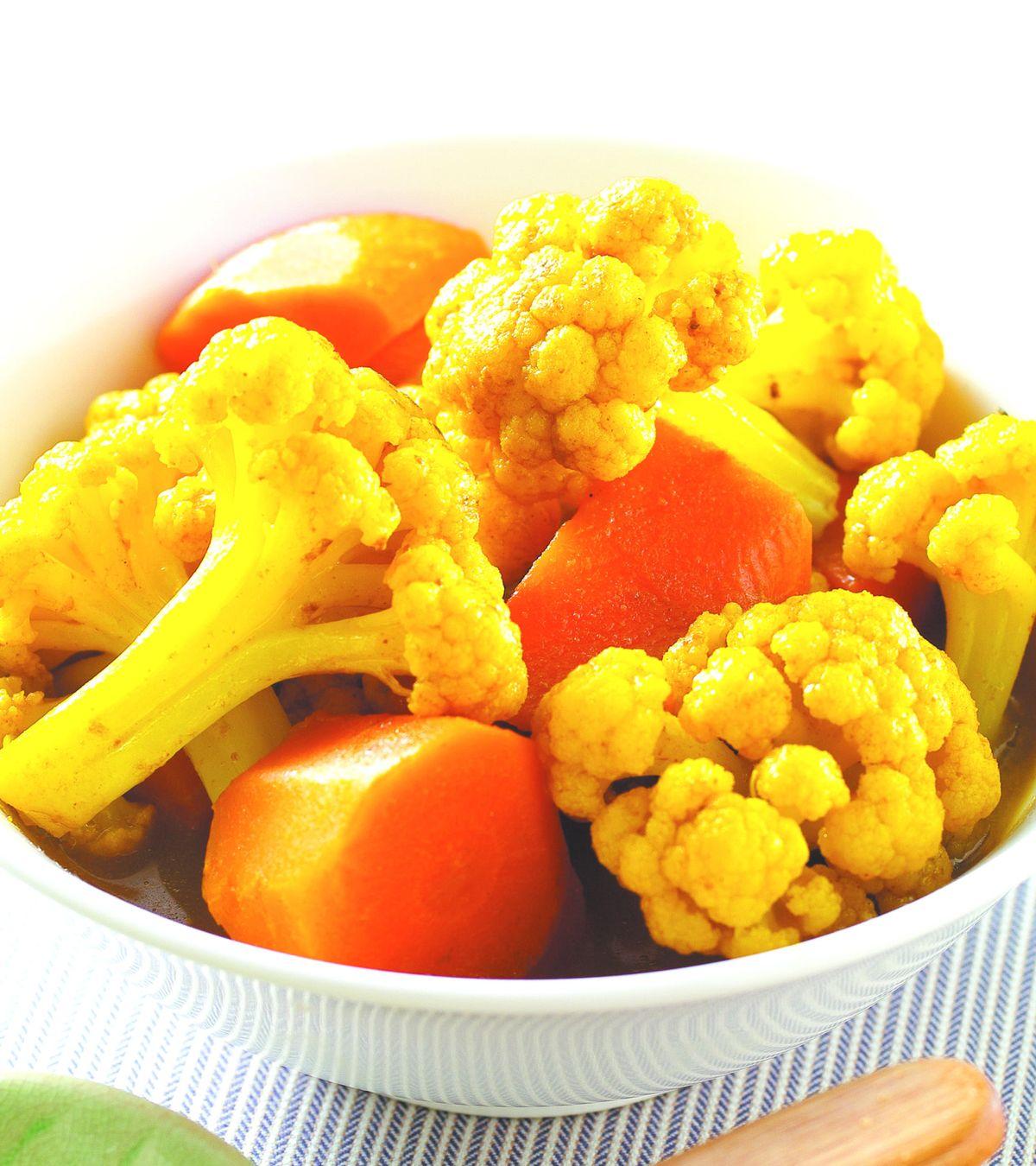 食譜:滷花椰菜