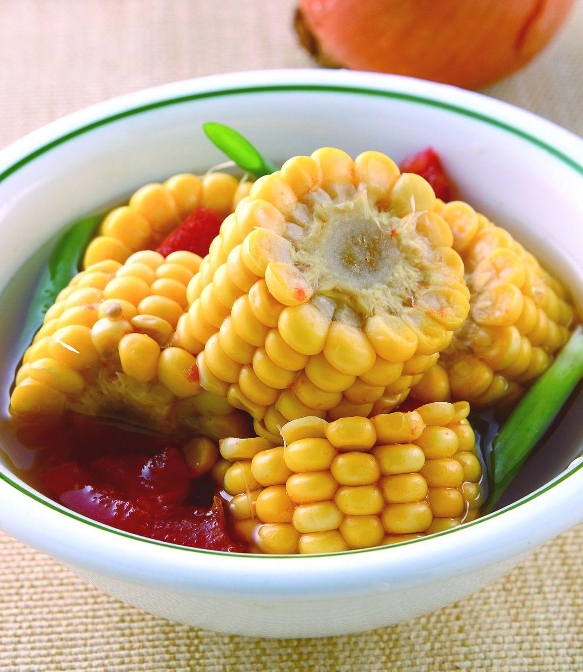 食譜:滷黃金玉米