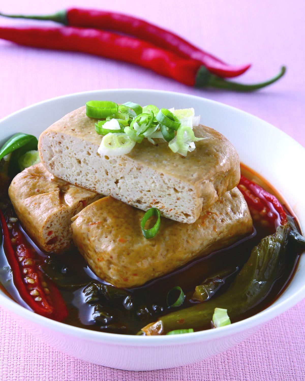 食譜:滷麻辣臭豆腐