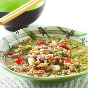 豆酥肉末醬(1)