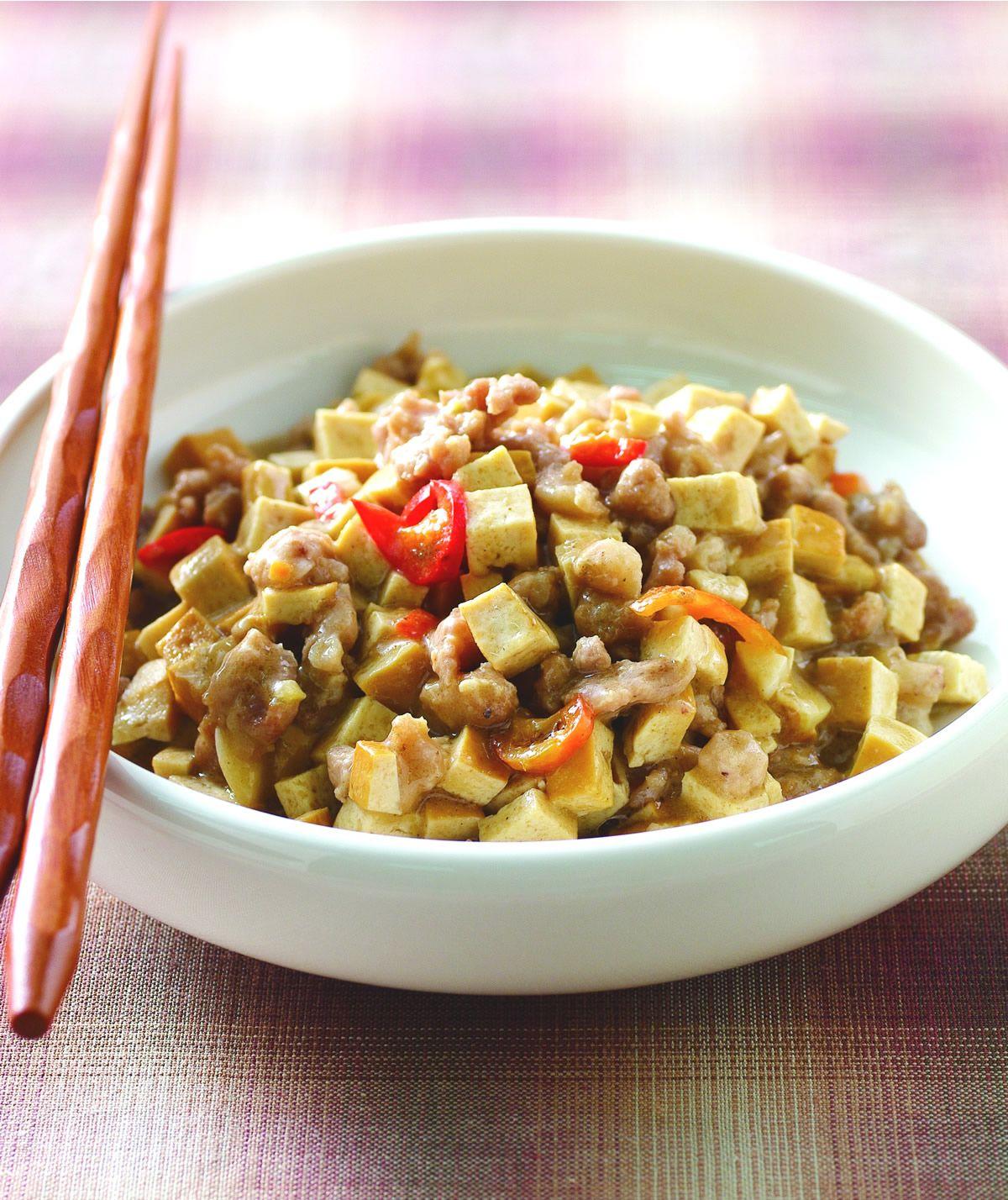 食譜:乾拌麻醬