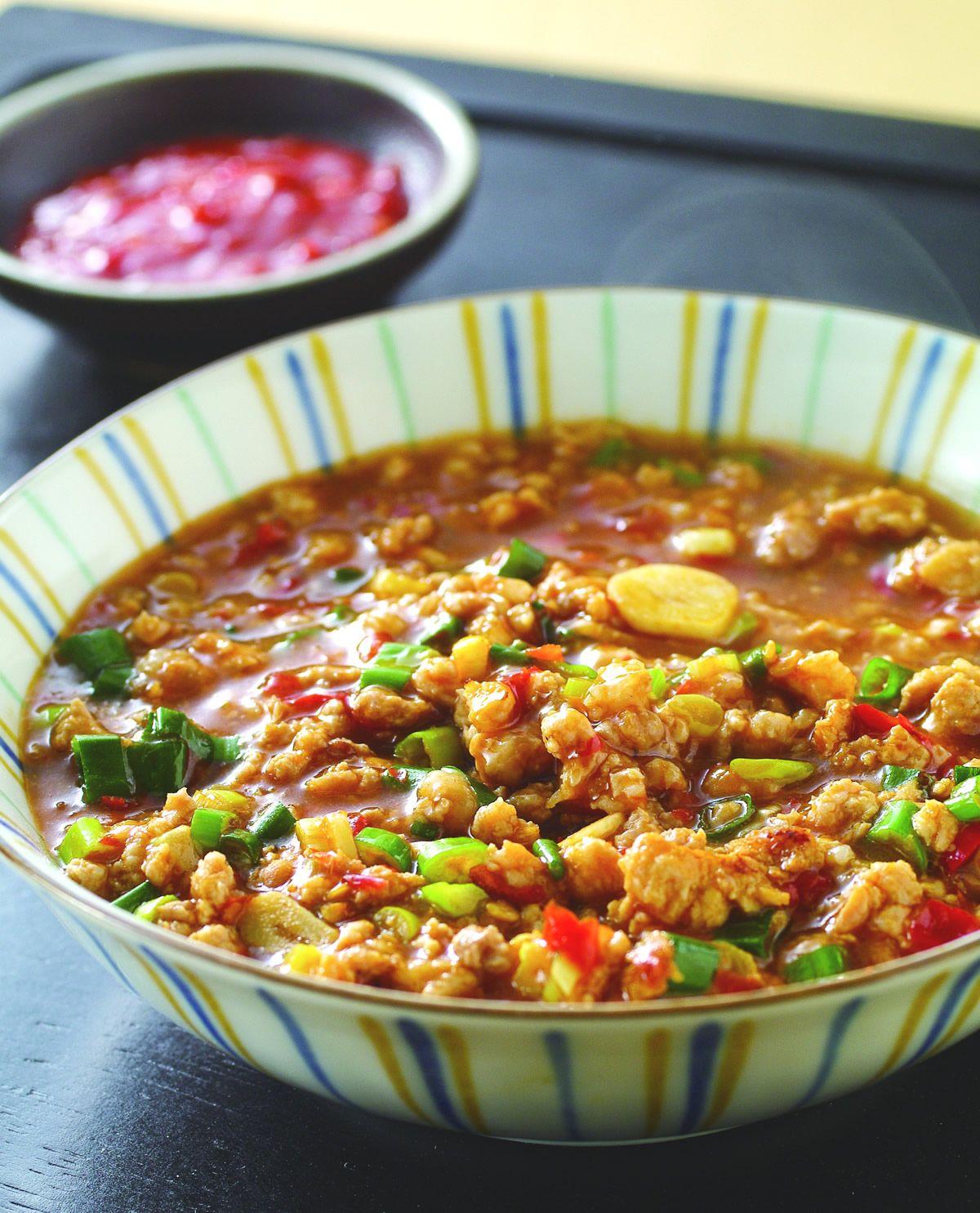 食譜:麻婆肉醬