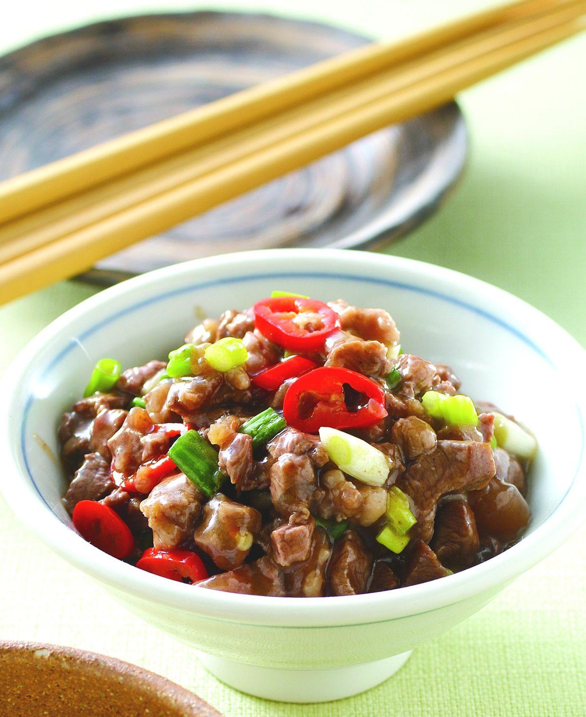 食譜:川味麻辣醬(1)