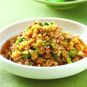 榨菜肉醬(1)