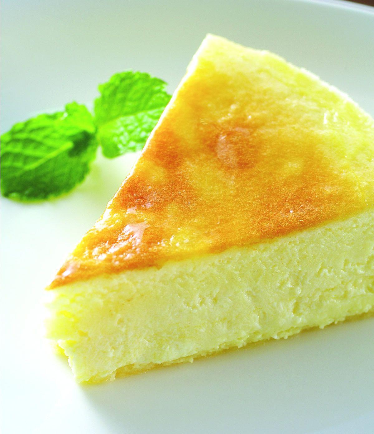 食譜:半熟乳酪蛋糕
