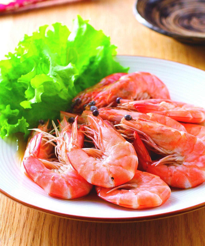 食譜:紹興醉蝦(2)