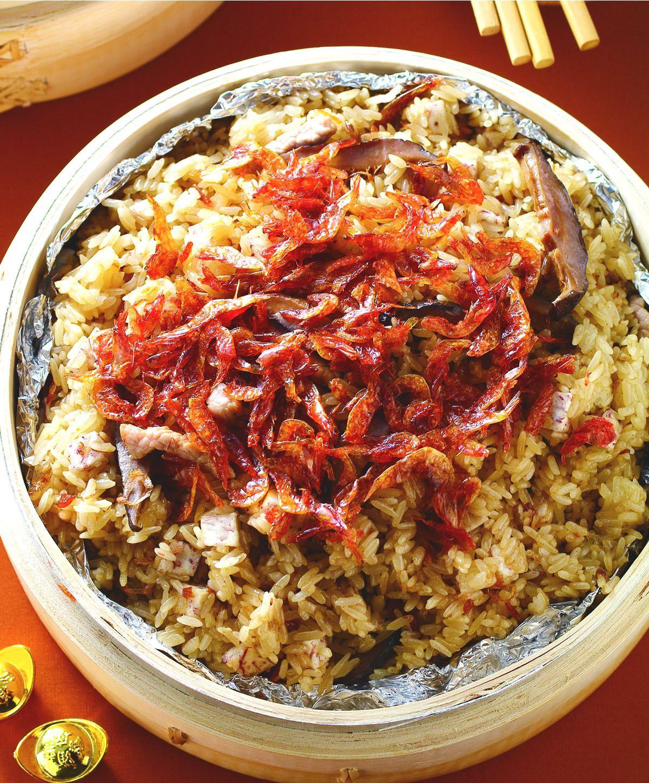 食譜:櫻花蝦米糕(1)