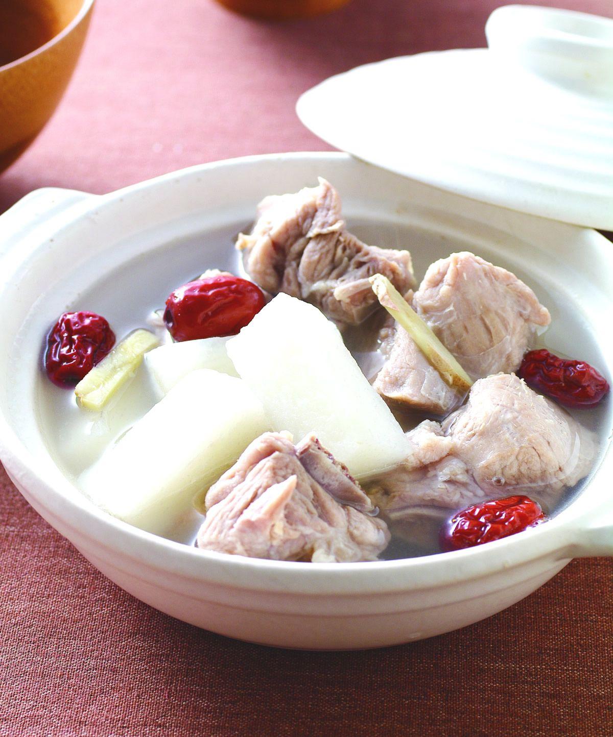 食譜:山藥排骨湯(2)
