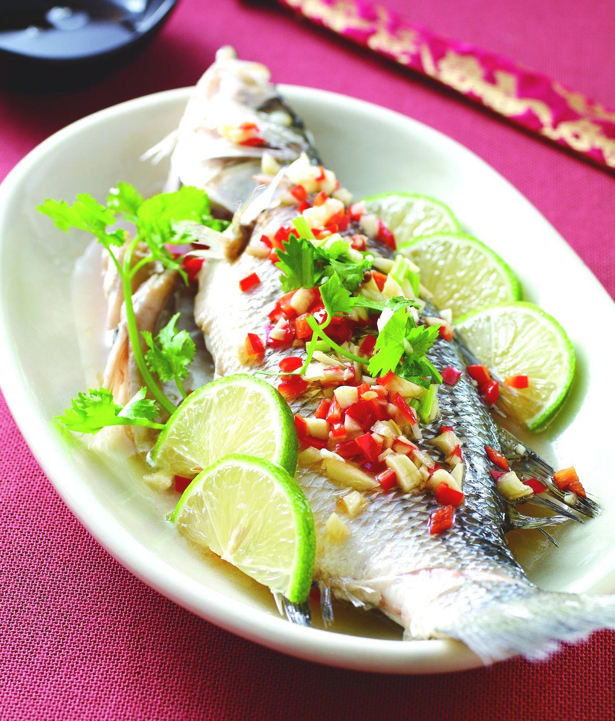 食譜:檸檬魚(2)
