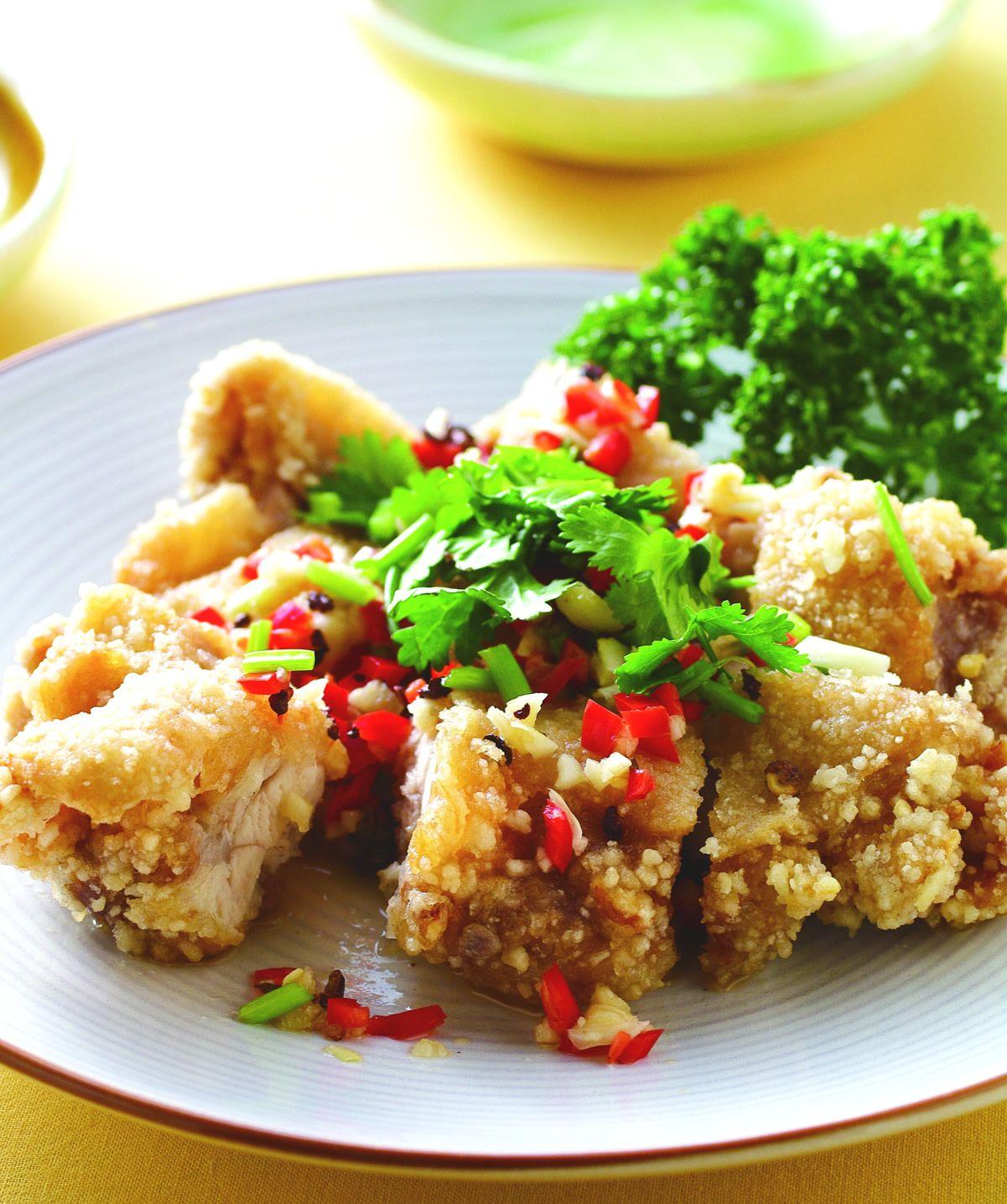 食譜:椒麻雞(8)