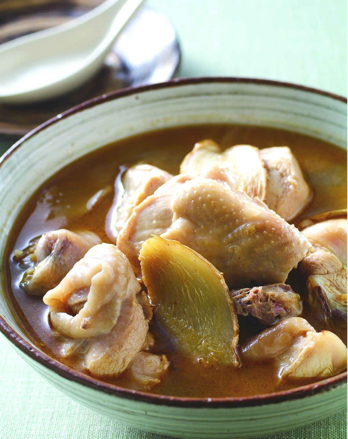 食譜:麻油雞(5)