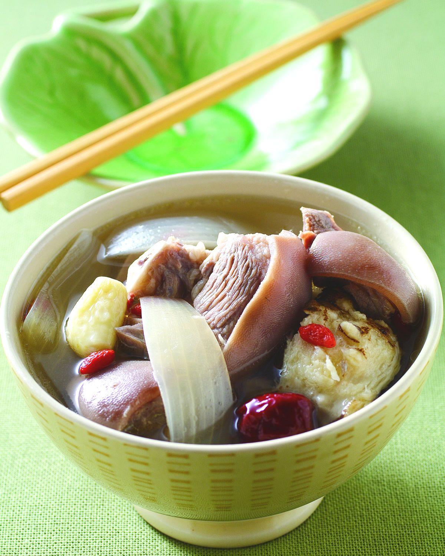 食譜:清燉羊肉(1)