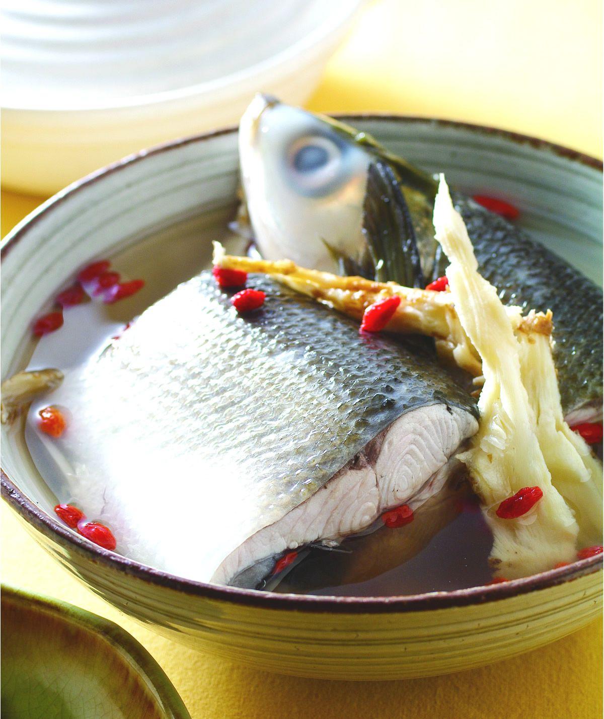食譜:當歸黃耆虱目魚湯