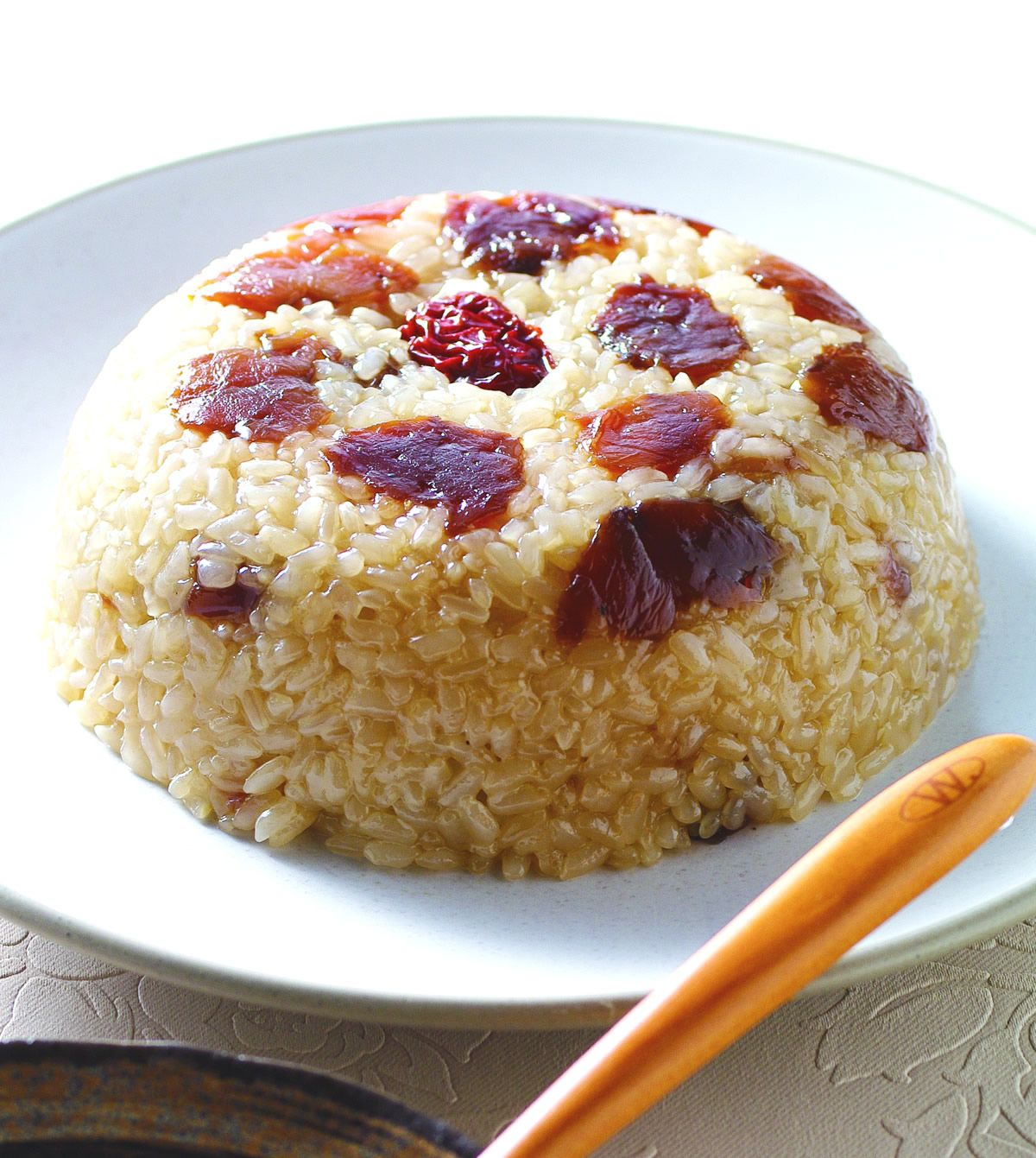 食譜:桂圓米糕