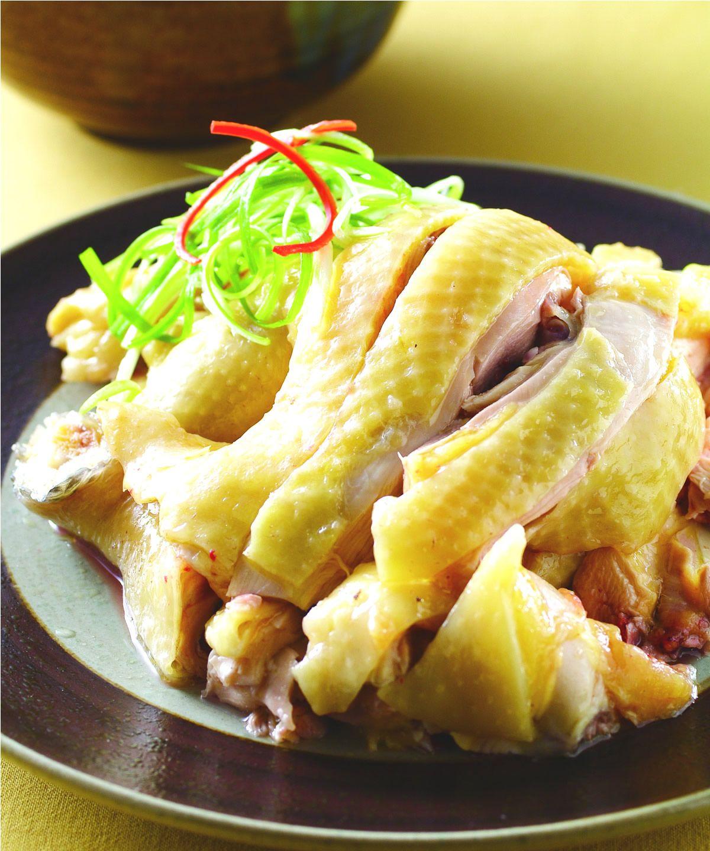 食譜:蔥油雞(13)