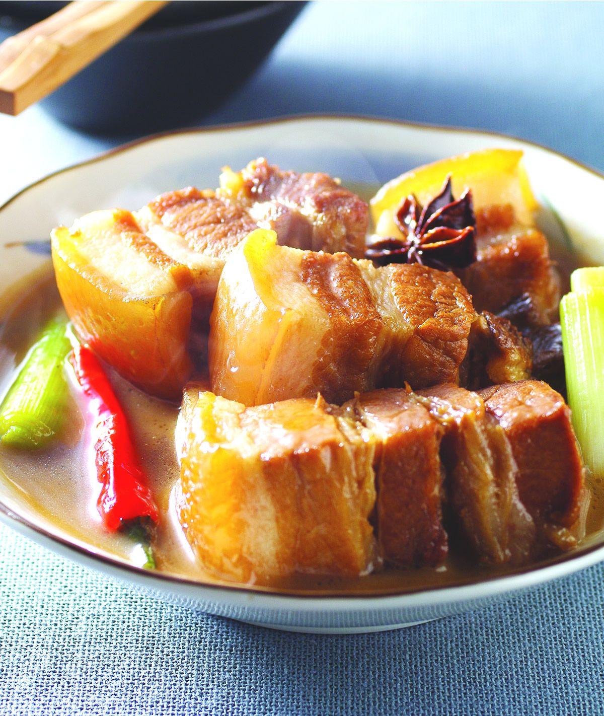 食譜:台式滷肉