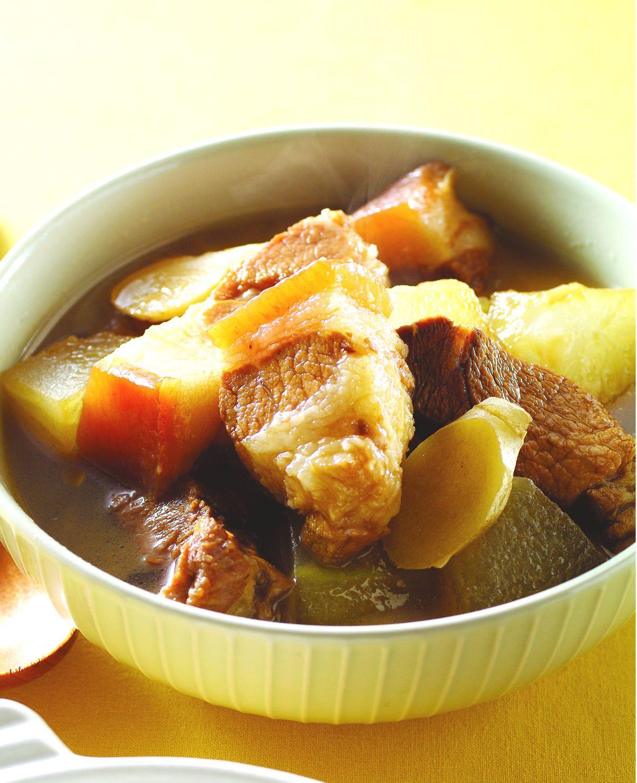 食譜:冬瓜滷豬肉
