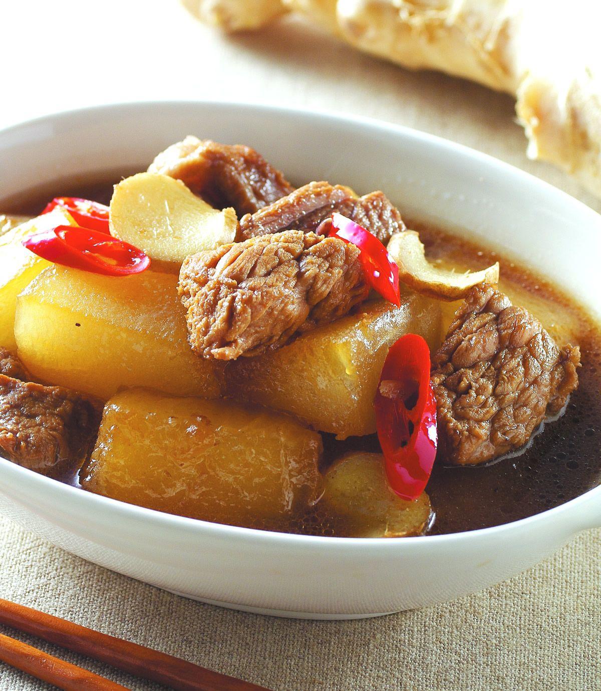 食譜:冬瓜滷肉