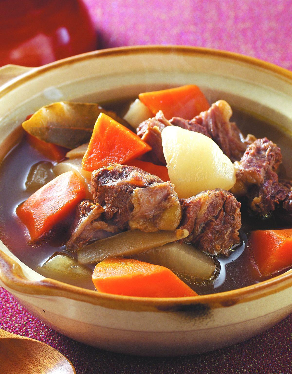 食譜:紅燒牛肉(5)