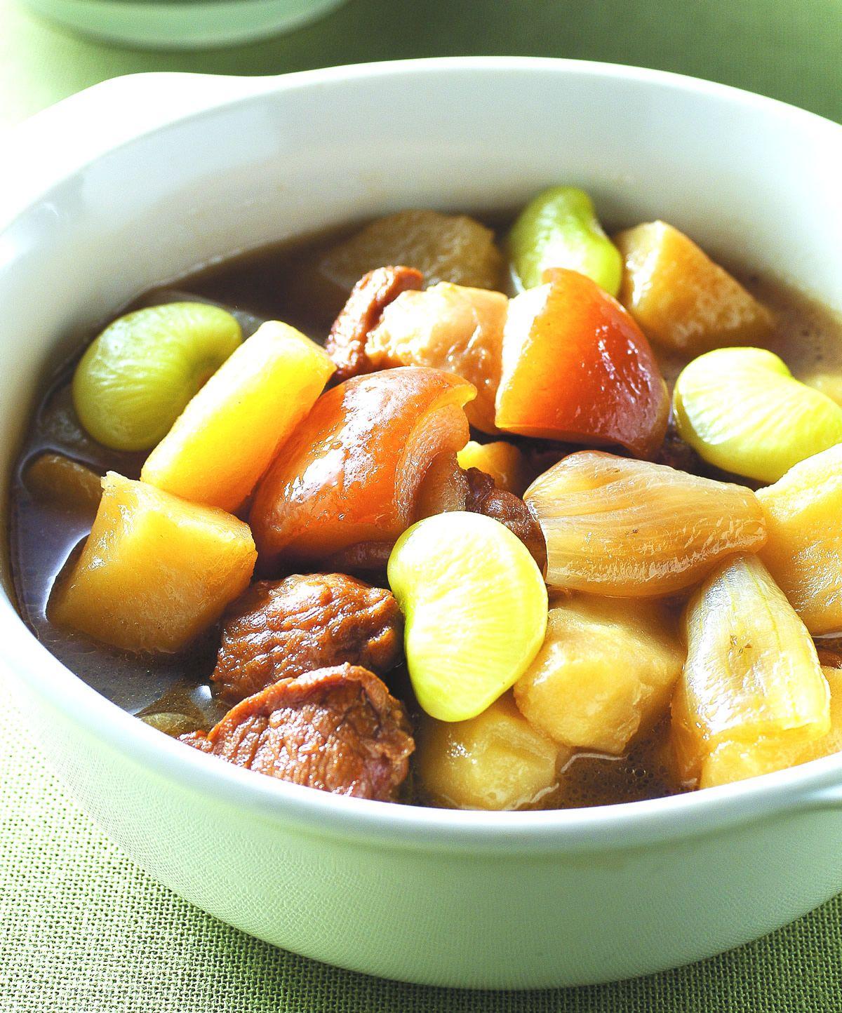 食譜:馬鈴薯燉肉(4)