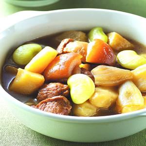 馬鈴薯燉肉(4)