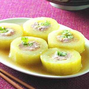 黃瓜鑲肉(1)