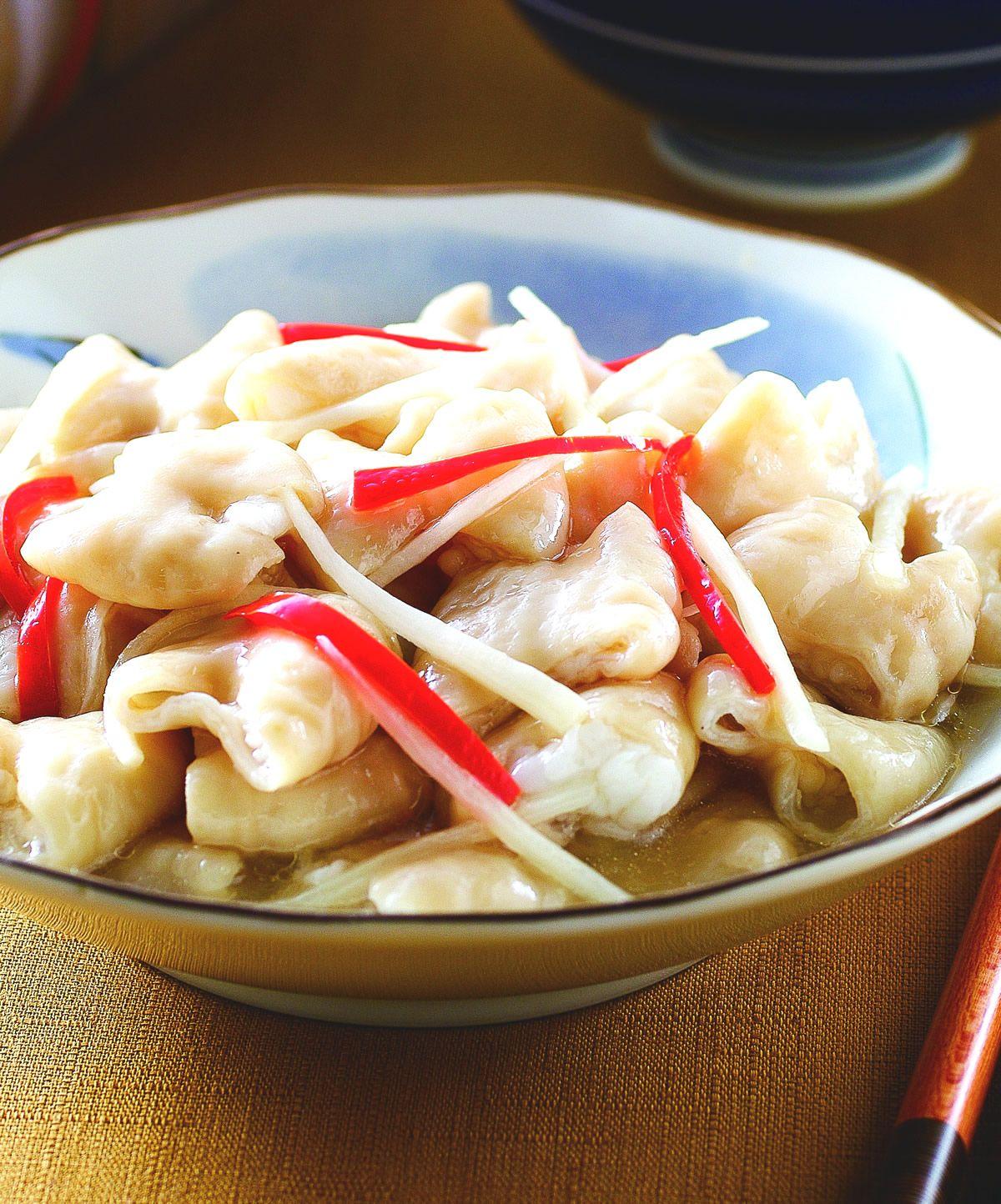 食譜:薑絲炒大腸(4)