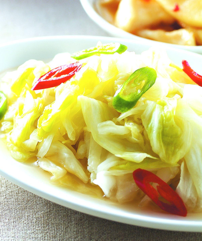 食譜:台式辣泡菜